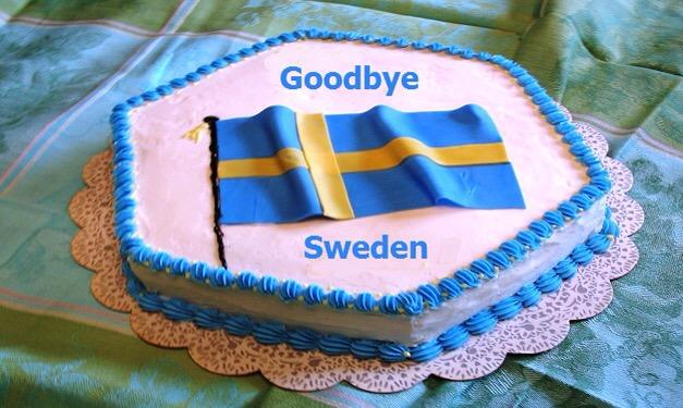 Resultado de imagem para swedish goodbye